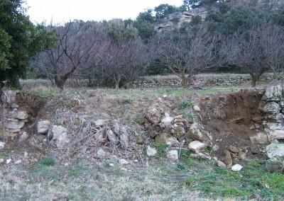 depierresetdebois-clansayes04-mur-soutenement-terrassement