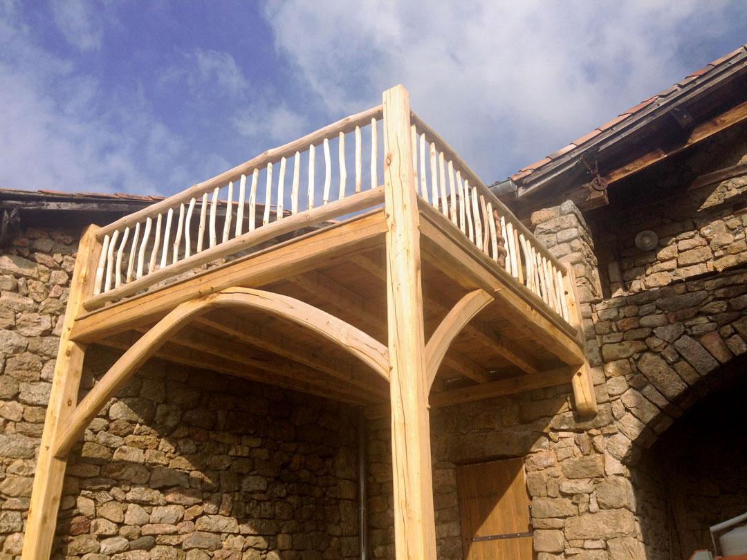 Terrasse bois Laboule