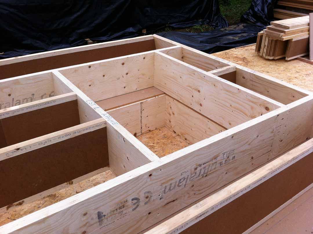 isolation sur plancher bois 28 images plancher bois solive images, carrelage sur plancher  # Isolation Plancher Bois Étage