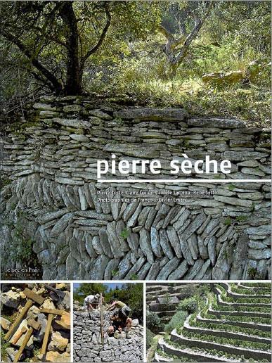 Couverture livre Pierre sèche