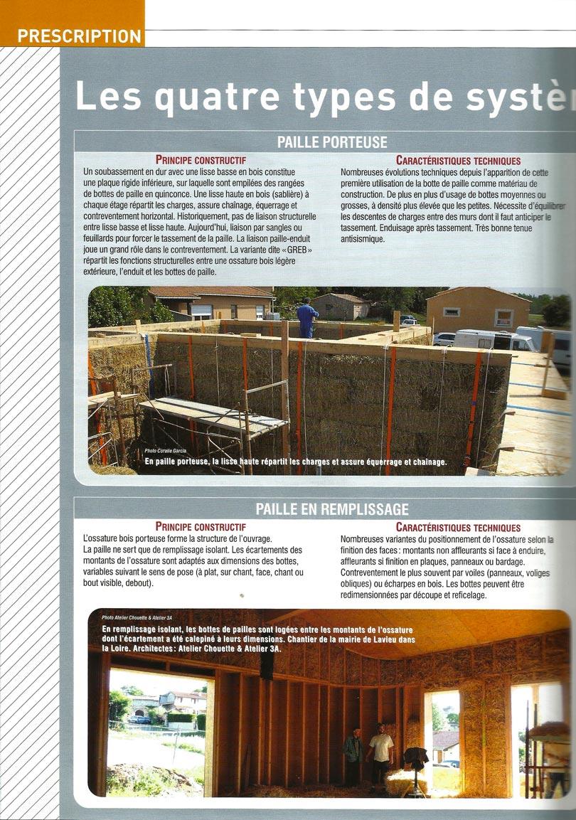 Article - Qualité Construction - La construction paille dans les marchés publics - p3
