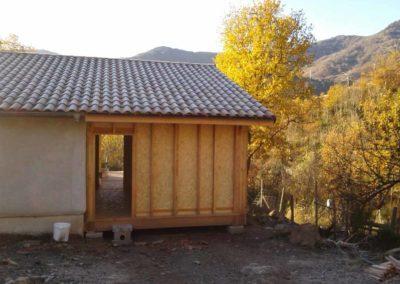 depierresetdebois-lasouche10-extension-bois-charpente-poteau-poutre-couverture-tuile-ardeche