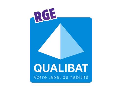 Logo Qualibat et lien